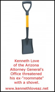 ex-roommate, shovel, maricopa